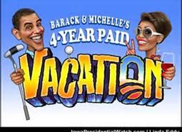 Barack Vacation