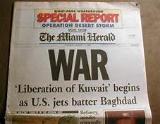 Iraq War one