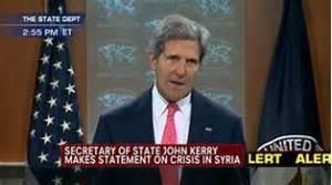 Kerry syria
