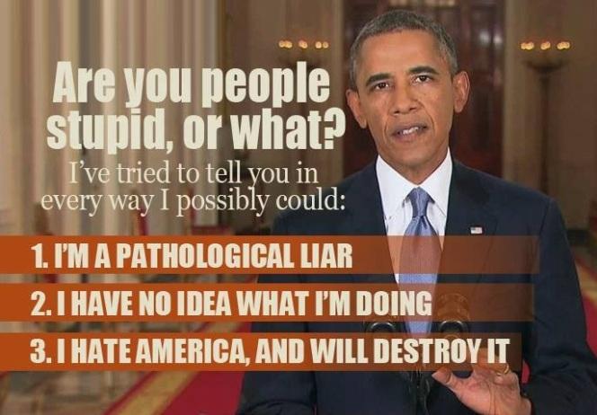Obama warning