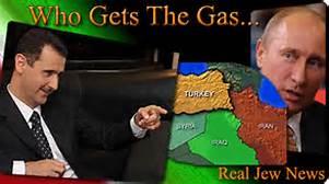 Putin and Syria two