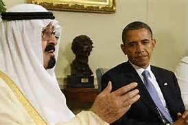 Saudi King and Obama