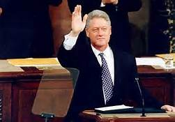 Bill Clinton speech