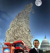 debt to moon