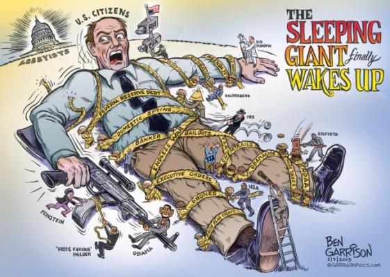 globalist wake up