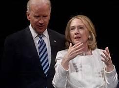 Hillary and Joe