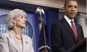 Kathleen and Obama
