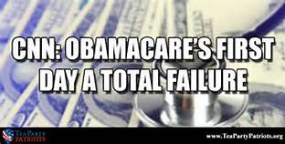 Obamacare failure