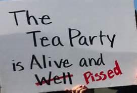tea party five