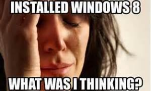 windows 8 one