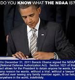 Obama NDAA