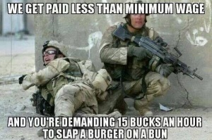 Army complaint