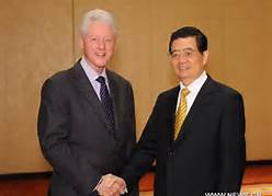 Bill Clinton and China