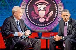 Chris and Obama