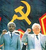 Mandela communist
