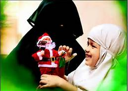 Muslim Santa