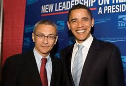 Obama and Podesta