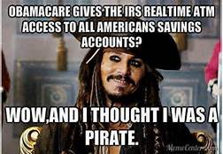 Obamacare Pirate