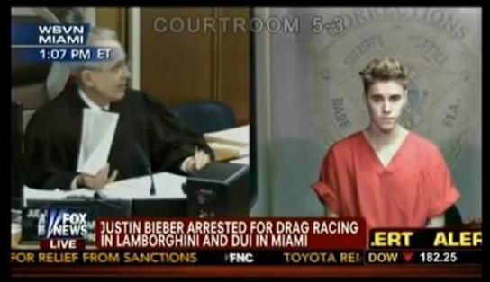 Justain Bieber