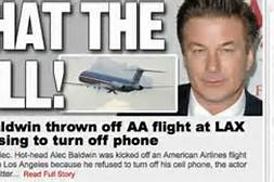 Alec Baldwin phone
