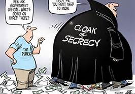 Government secrecy