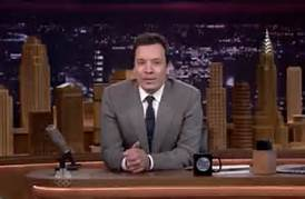 Jimmy fallon first night