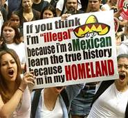 mexican homeland