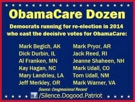 Obama care supporters
