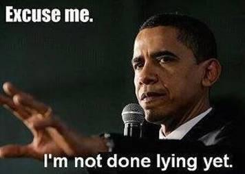 Obama excuse