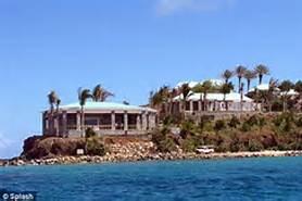 Bill Clinton island