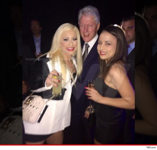Bill with hookers