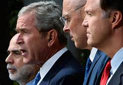 Bush and the boys