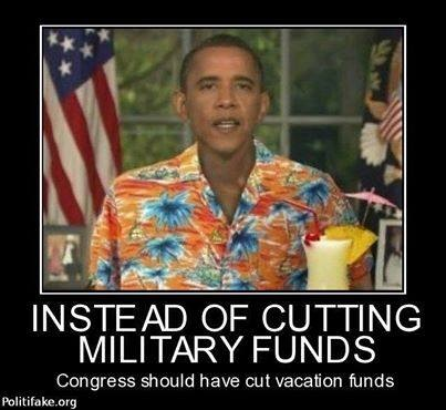 Vacation funds cut
