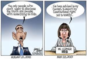 Lois Lerner cartoon