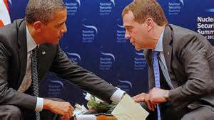 Obama and Russia