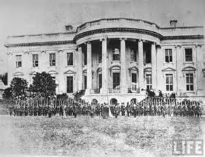 Slaves at the White House