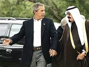 Bush and Saudi King