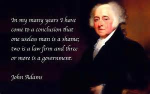 John Adams on gov