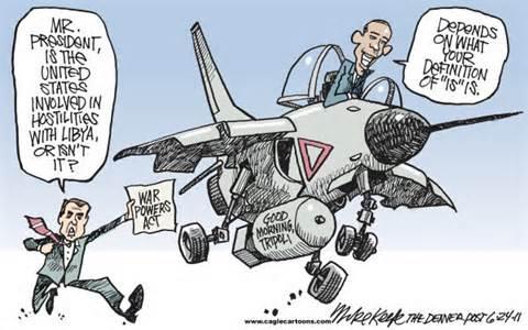 Obama and Libya