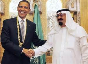 Obama and Saudi Kings