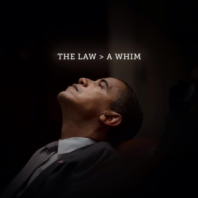 Obama whim