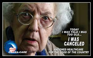 Obamacare granny