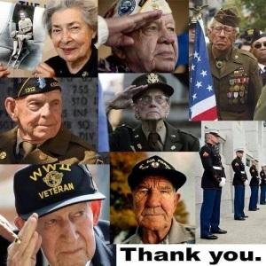 vets thanks