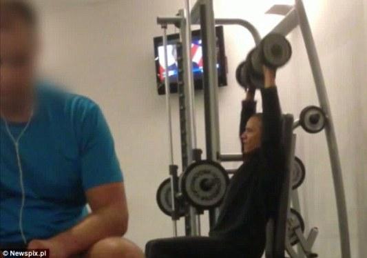 obama workout 1