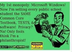 Bill Gates common core