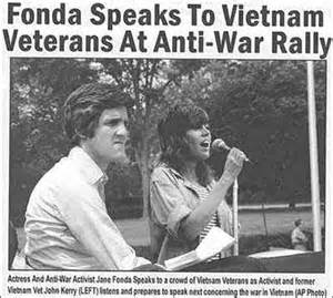 Kerry and Fonda