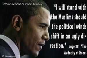 Obama muslim warning