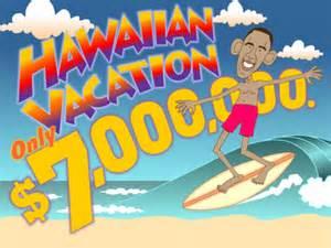 Obama vacation 3