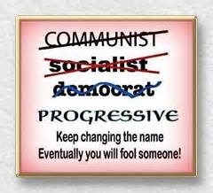 commie poster