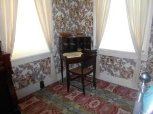 Abe's Desk